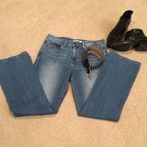 Denim - Levi's 515 bootcut jeans
